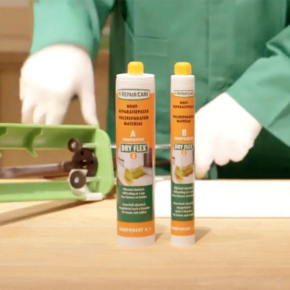 Dry Flex 174 4 Application Video Repair Care