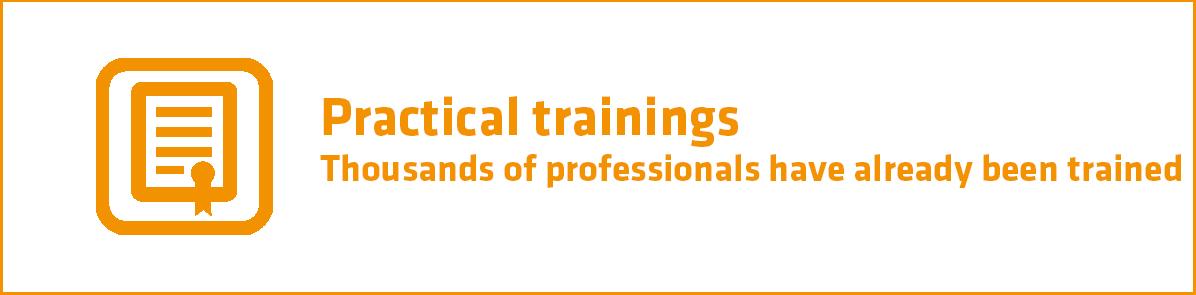 Practical trainings