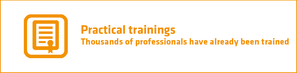 Practical trainings