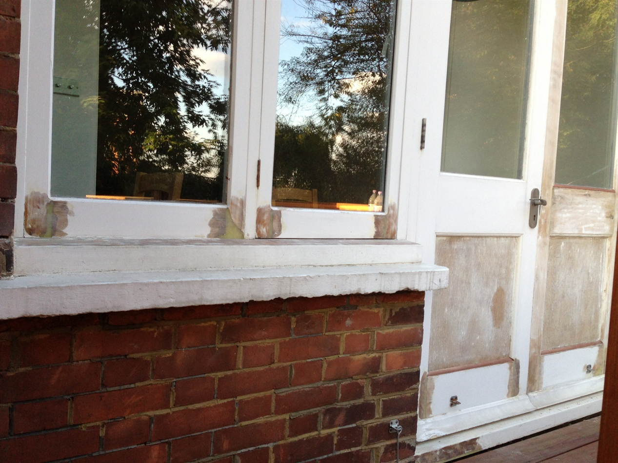 Repair window and French doors
